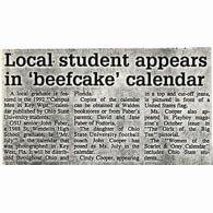 Beefcake Calendar
