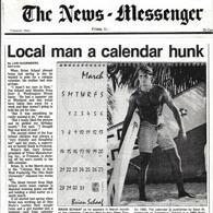 Fremont Calendar Hunk
