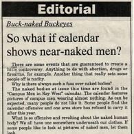Nude Calendar Men
