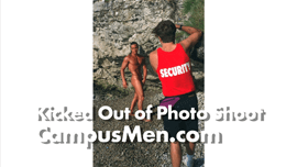 Male Model and Crew Kicked Out Of Nude Shoot at Catawba Cliffs
